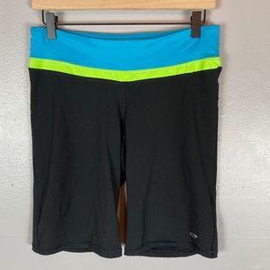 Champion Womens bike shirts black blue green M